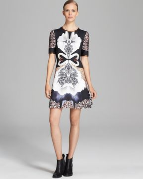 Clover Canyon Dress - Swan Fit & Flare