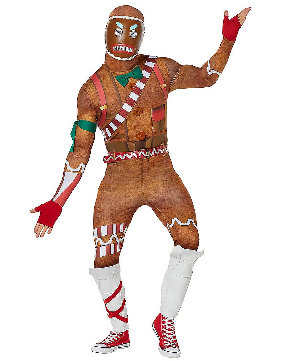 Fortnite Men's Merry Marauder Costume Fortnite by Spirit