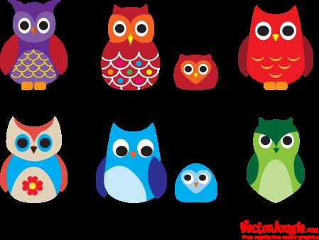 free vector owls vectorjungle free vector art vector graphics rh pinterest com free vector images wedding free vector image websites
