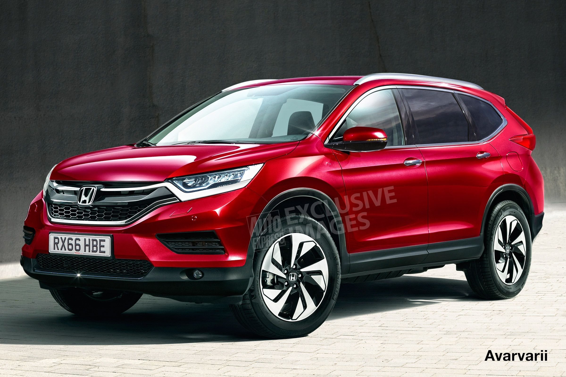 2018 Honda Cr V Price And Release Date Car And Home New