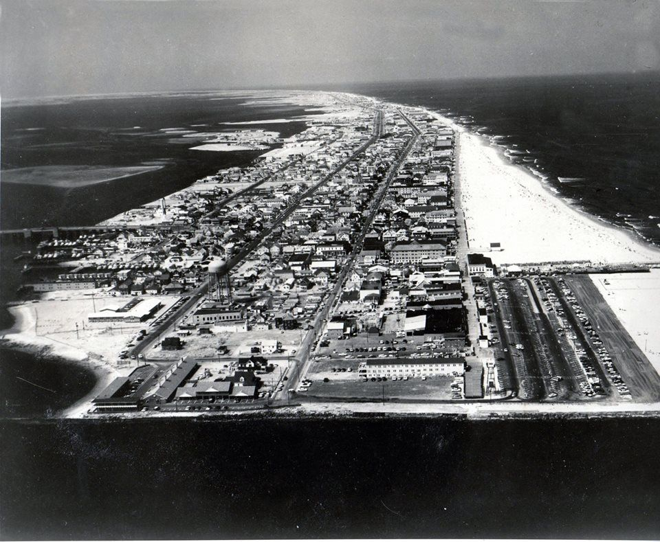 The OCMD Inlet during the early 1960s!