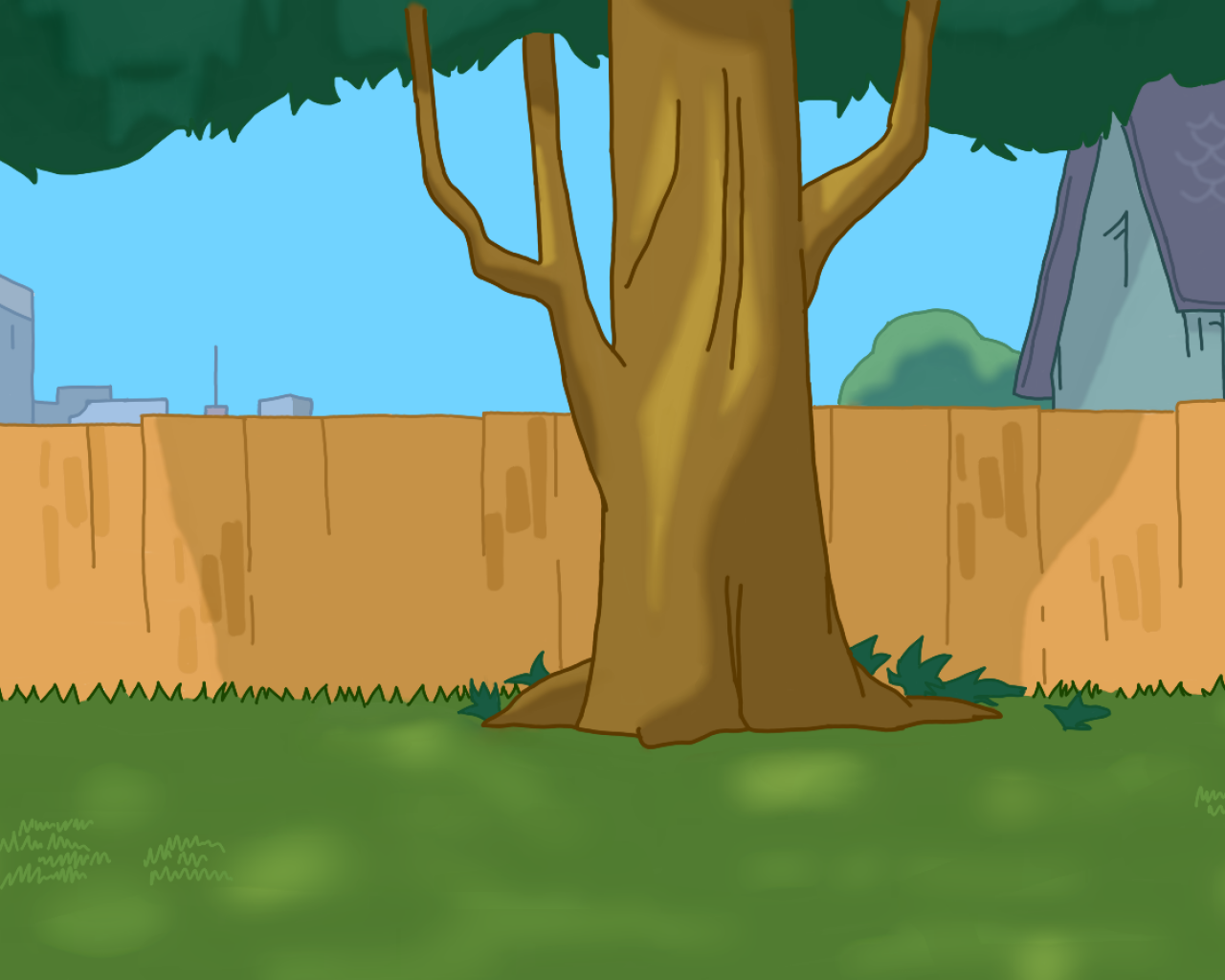 phineas_and_ferb__s_backyard_ | iKidmin:Stage Inspiration ...