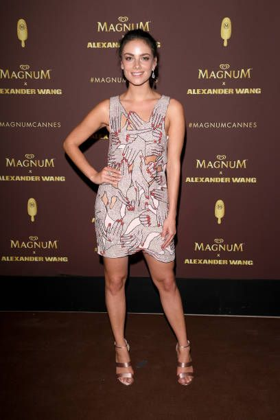 Magnum VIP Party Arrivals - The 71st Annual Cannes Film Festival   Cannes  france, Cannes film festival and Cannes