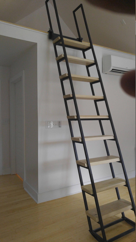 J Interior Design Interiorforbusiness Interiorwindowtrimoptions Loft Ladder Staircase Design Library Ladder