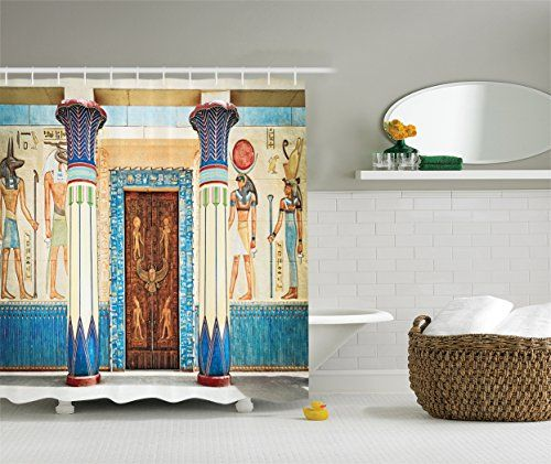 Ambesonne Egyptian Decor Collection Ancient Egyptian Wri Https