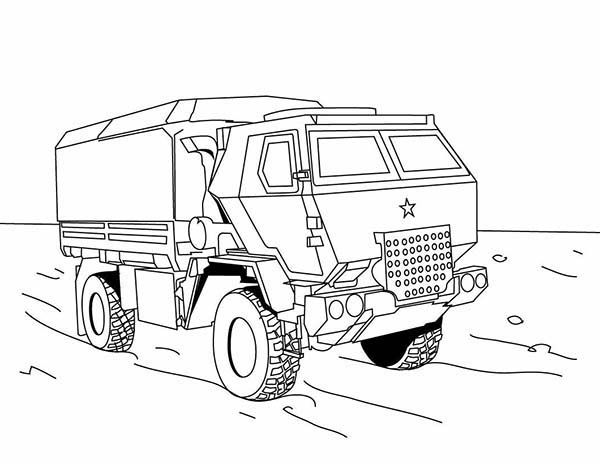 Military Vehicles Dump Truck Military Vehicles Coloring Pages - copy coloring pages transportation vehicles