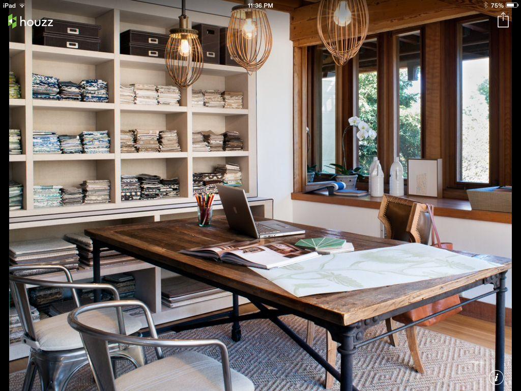 Mill Valley Studio   Eclectic   Home Office   San Francisco   Jute Interior  Design (love The Desk)