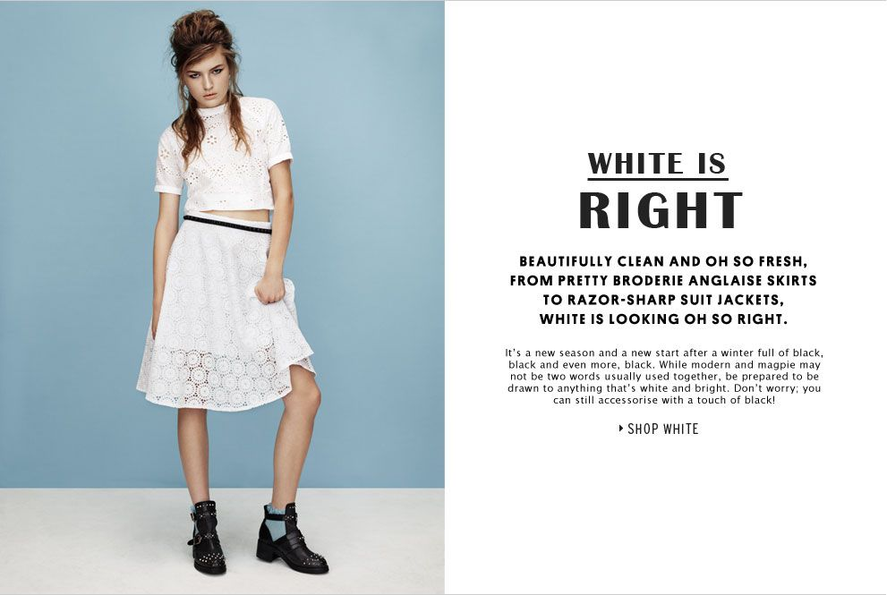 54941ee25484 White is right Pretty Clothes, Pretty Outfits, Pure White, Latest Trends,  Kids