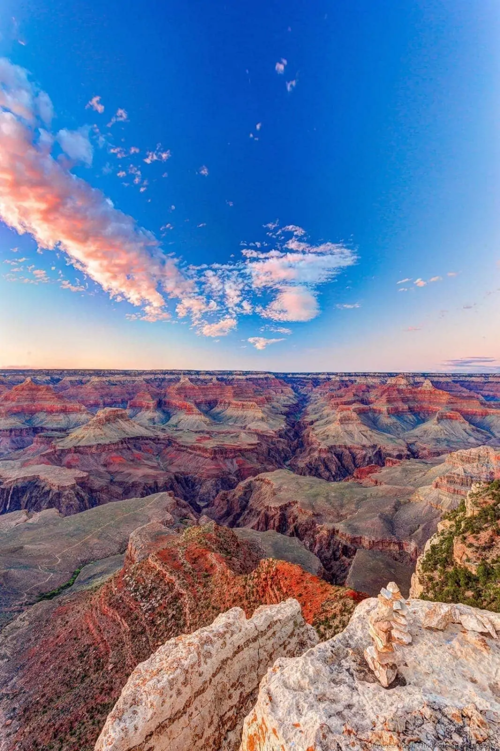 Sunrise and Sunset at the Grand Canyon: Best Photography Locations - Finding the Universe
