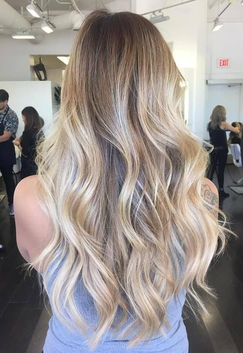 70 Flattering Balayage Hair Color Ideas for 2018 | S E C R ...