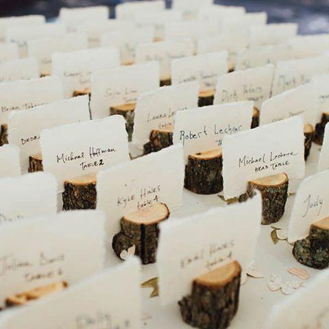 Image result for cute tree stump The wedding days Pinterest - formal handmade invitation cards