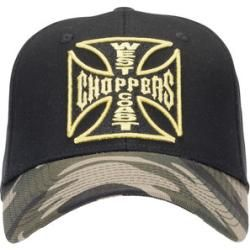 West Coast Choppers Cross Army Cappy LouisLouis