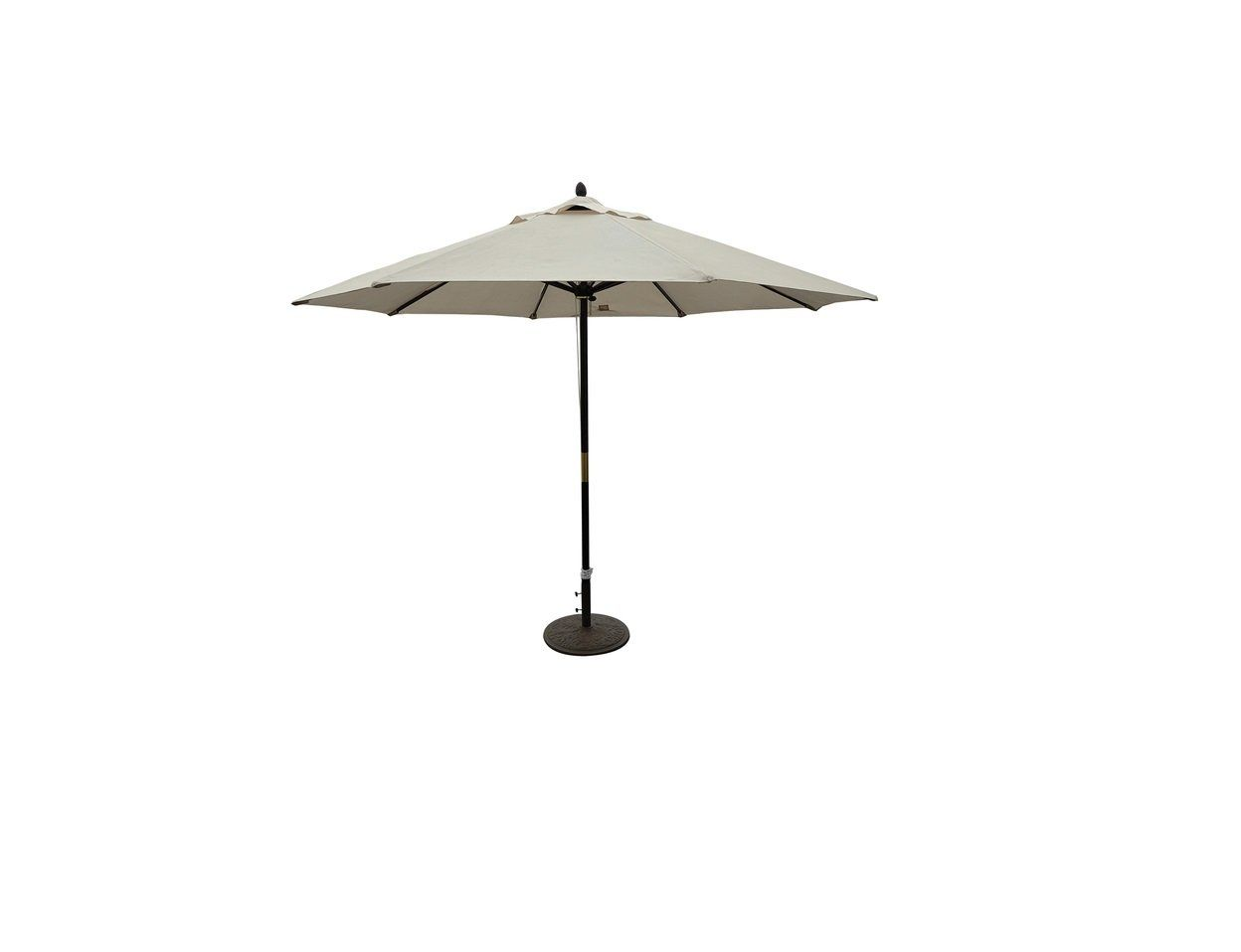 This 11 Foot Outdoor Patio Market Umbrella Will Keep You Cool And Protected From The Sun It Has A Solid Wooden Pole For Long Lasting Performance Thread Coupli