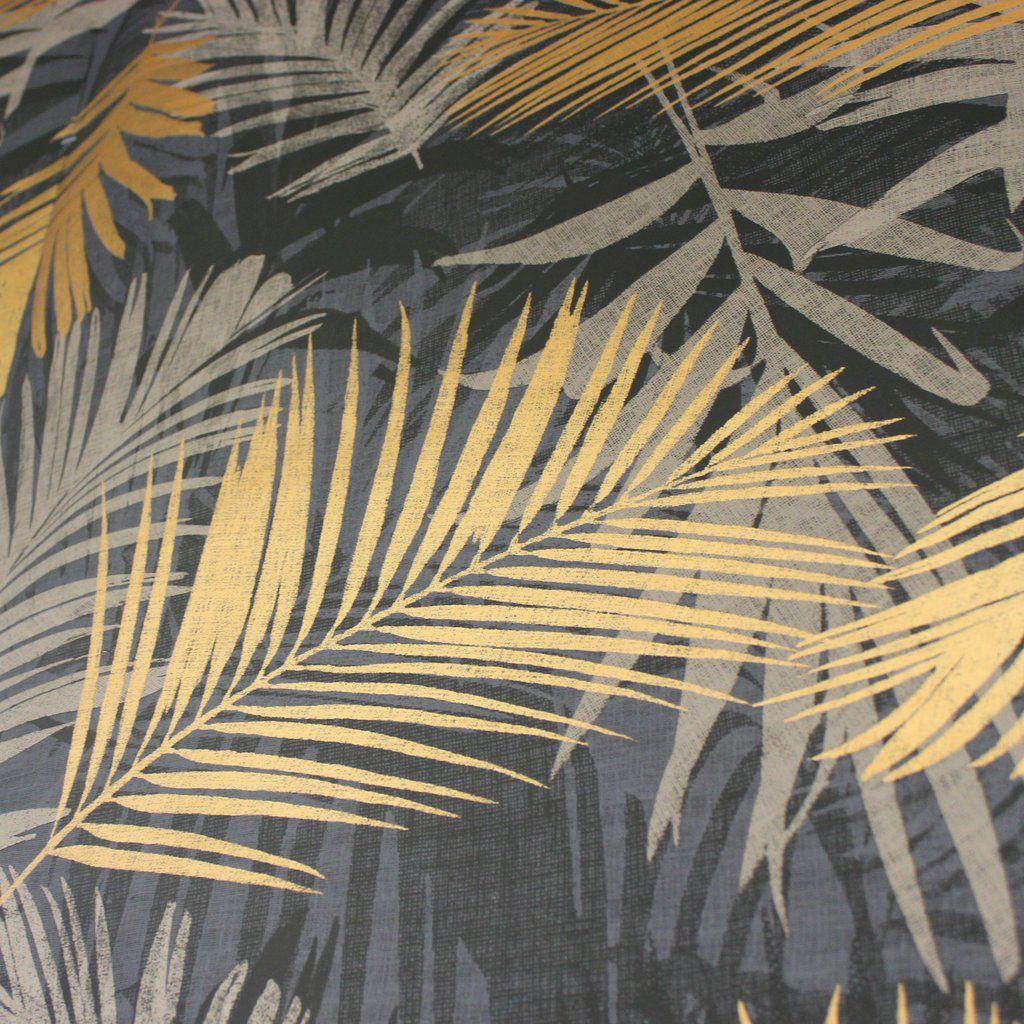 Graham Brown Boutique Wallpaper Jungle Glam Choc 104263 Fave