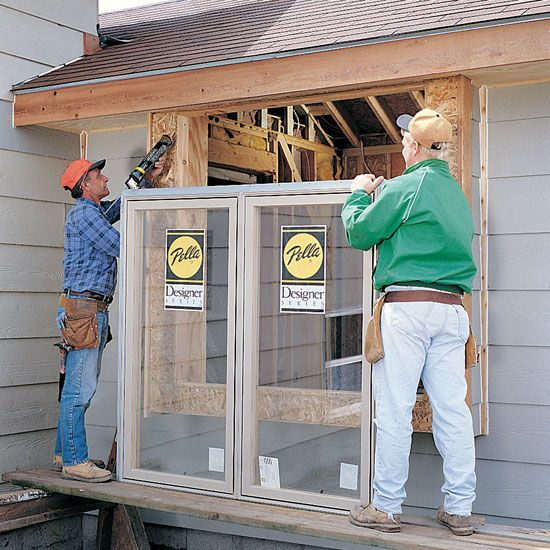 Delightful Install Your Own Windows   DIY   MOTHER EARTH NEWS