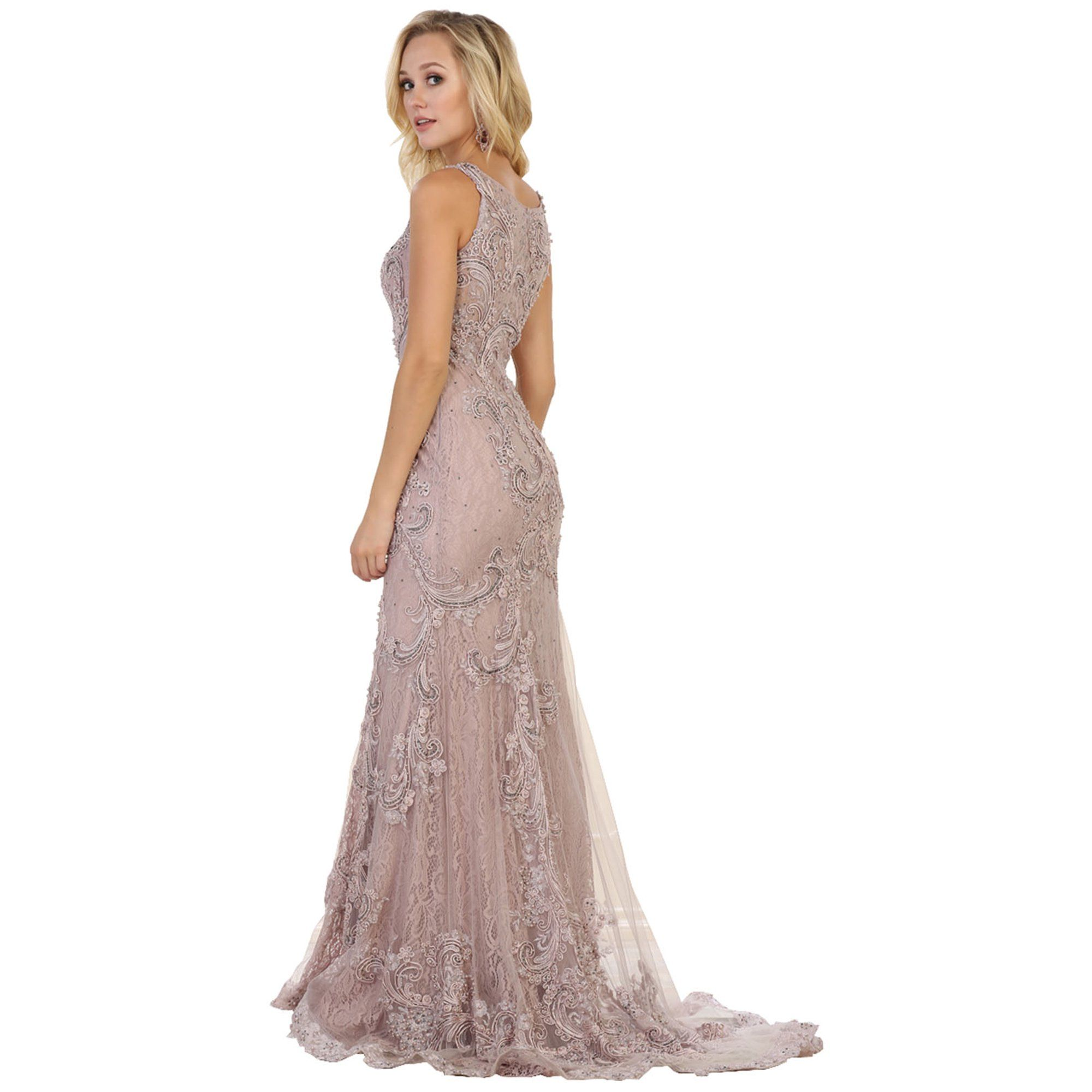 Formal Dress Shops Special Occasion Embroidered Formal Evening Gown Walmart Com Evening Gowns Formal Champagne Evening Gown Champagne Evening Dress [ 2000 x 2000 Pixel ]