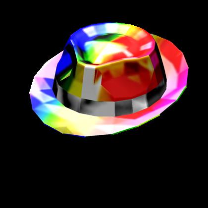 Free Rainbow Sparkle Time Fedora 200k Roblox Geani
