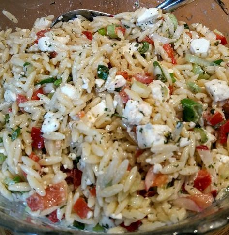 Photo of Greek Pasta Salad with Feta from Wolke1942 | Chef