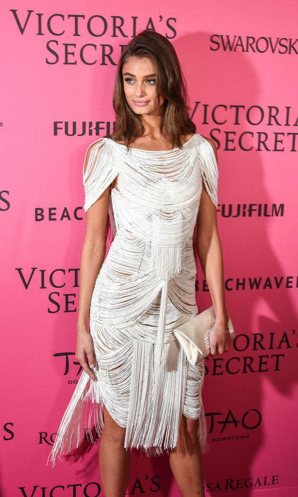 aef8739042e Taylor Hill Photos - 2015 Victoria s Secret Fashion After Party - Pink  Carpet Arrivals - Zimbio