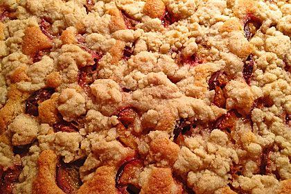 Zwetschgenkuchen mit Streusel (Rezept mit Bild) von -Honey86- | Chefkoch.de