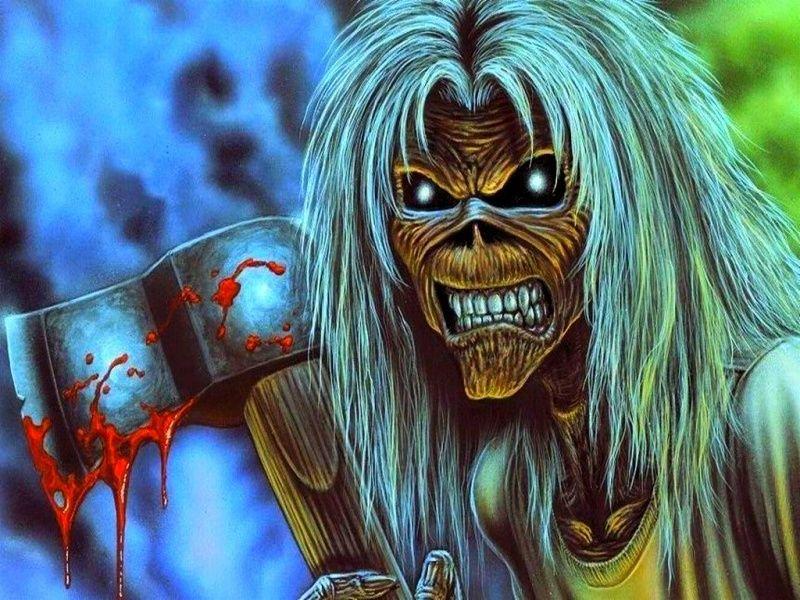 Eddie N Wallpaper on MobDecor (With images) Iron maiden