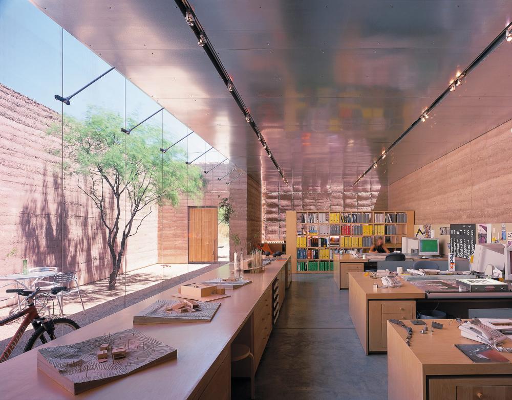 400 Rubio Avenue Studio Rick Joy Architecture Mountain House Sustainable Architecture