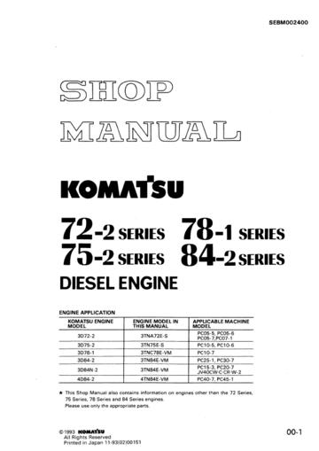 1993 Komatsu 72