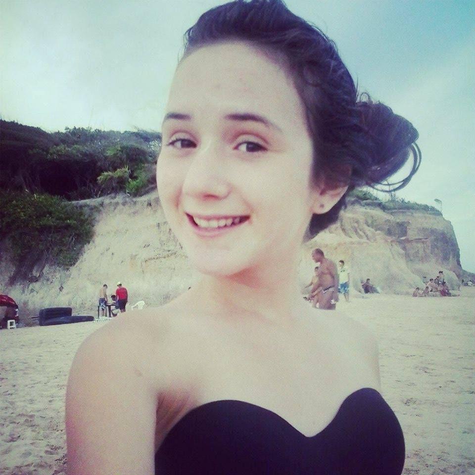 Na praia de jacarape