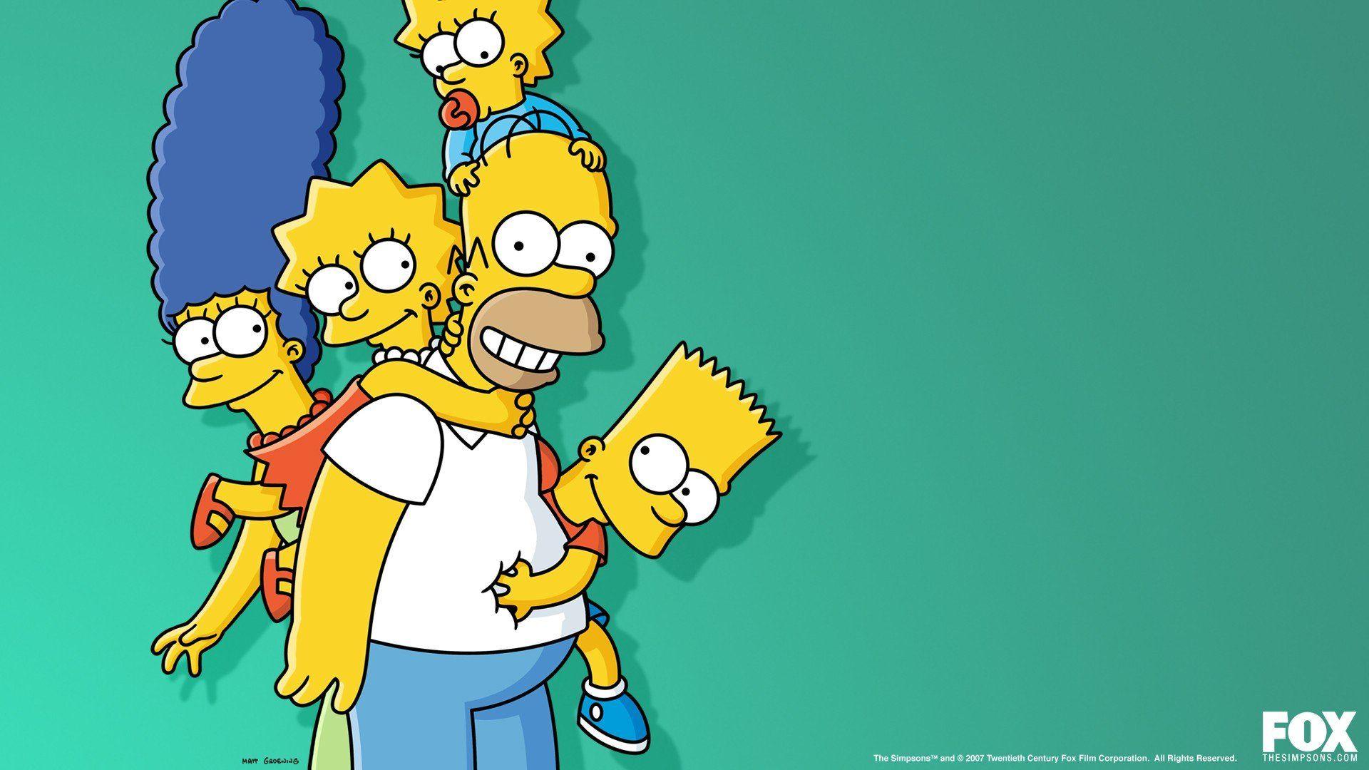Homer Simpson Desktop Wallpapers Wallpaper En 2019 Fondos