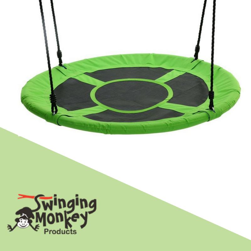 Monkey Bungee Saucer Swing