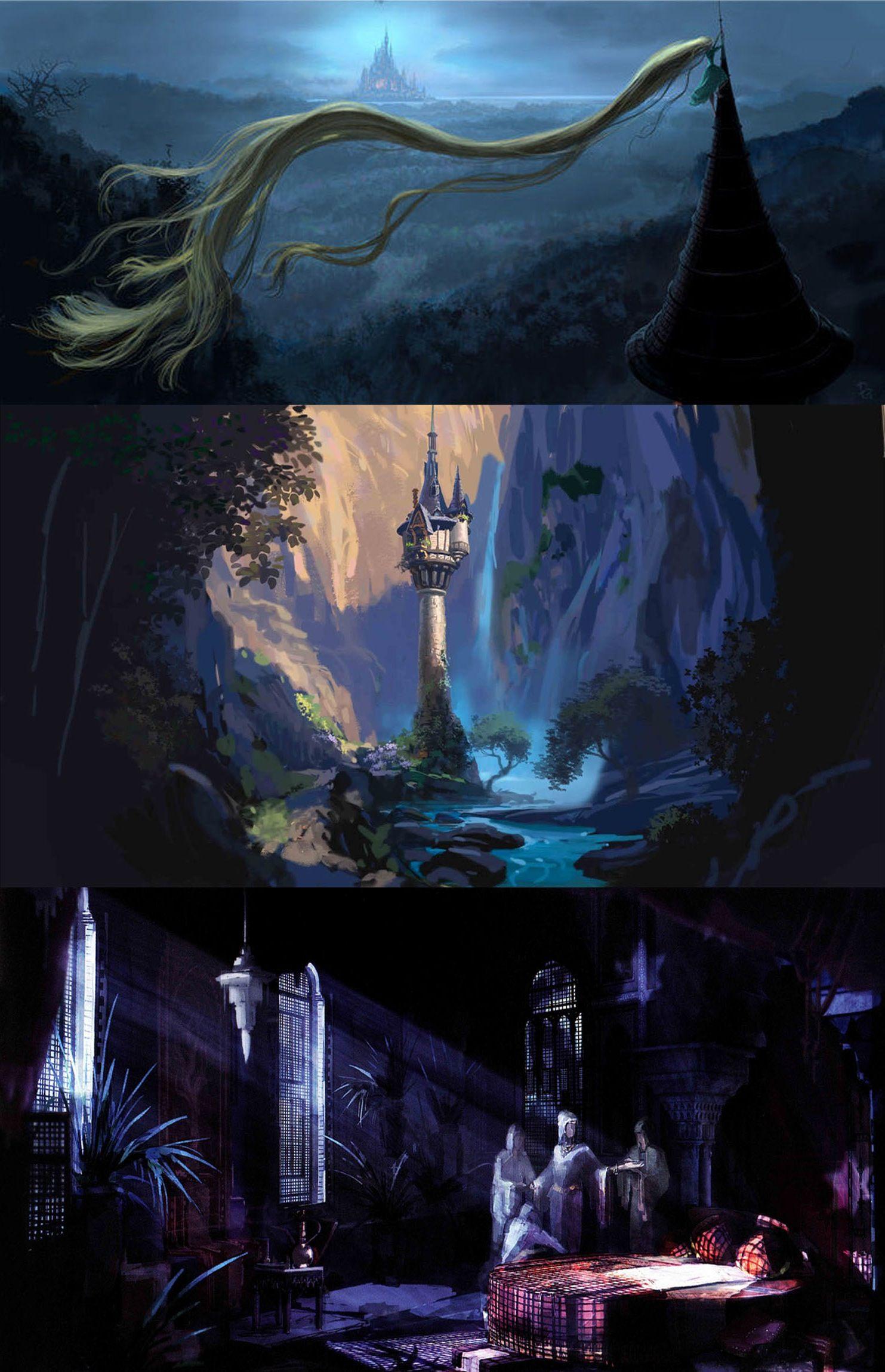 Pre-movies Artwork for Walt Disney's movies