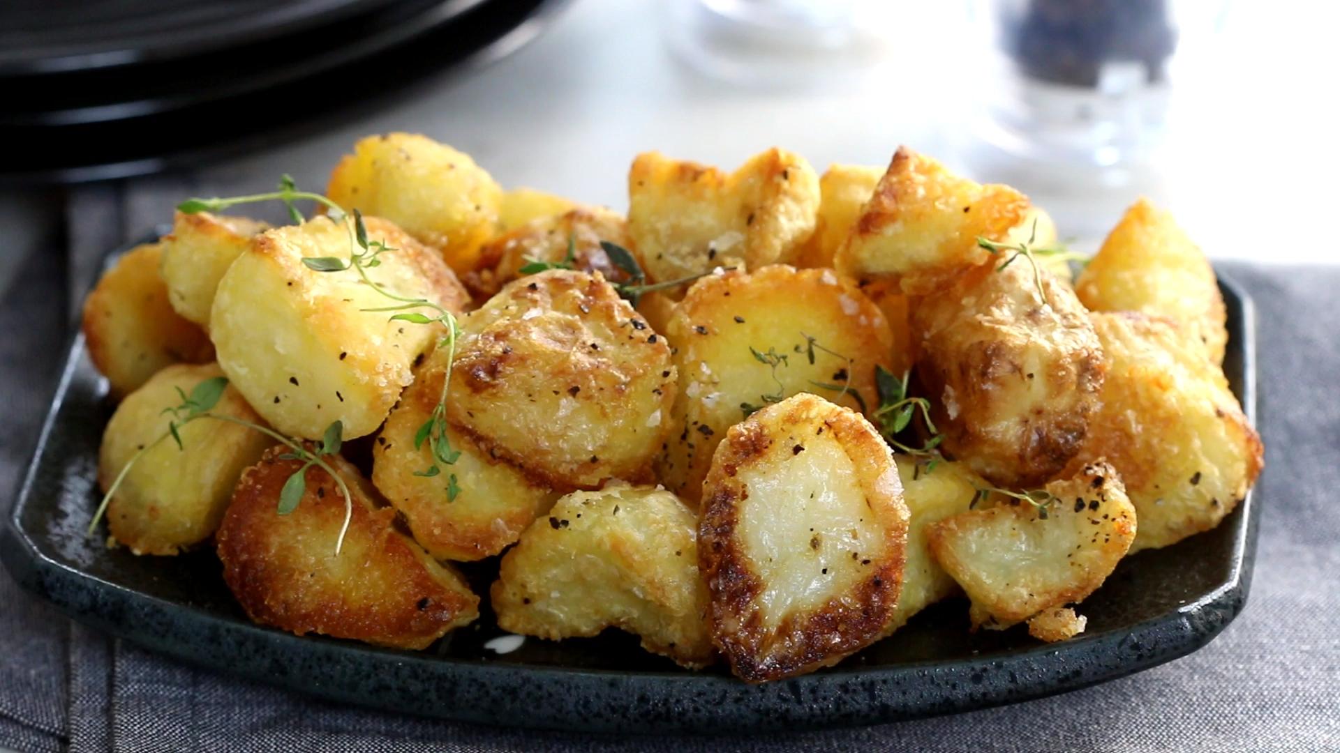 Perfect Crispy Roast Potatoes