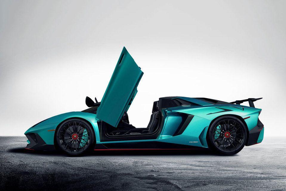 Lamborghini Aventador Svj Roadster Learn About It Here
