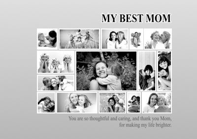 Photo Collage Ideas | Free Collage Templates for ...