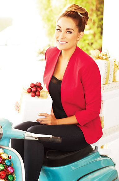 Lauren Conrad Holiday Collection - Collarless Blazer