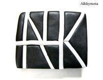 Signature dog, a polymer clay tutorial by Alkhymeia