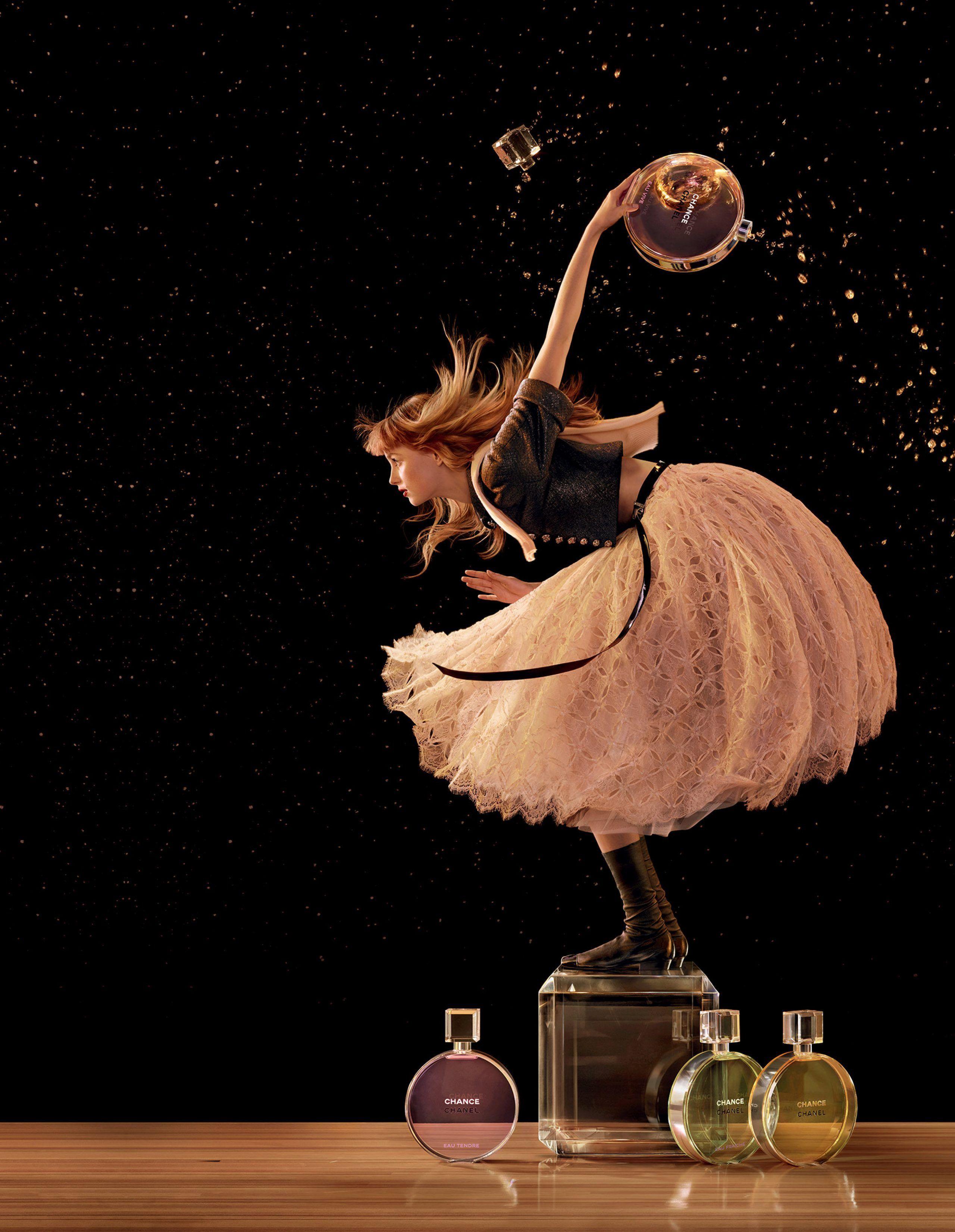 Chance Eau Vive Chanel Site Officiel Et Boutique En Ligne Chanel Parfum Chanel Et Flacons De Parfum Vintage