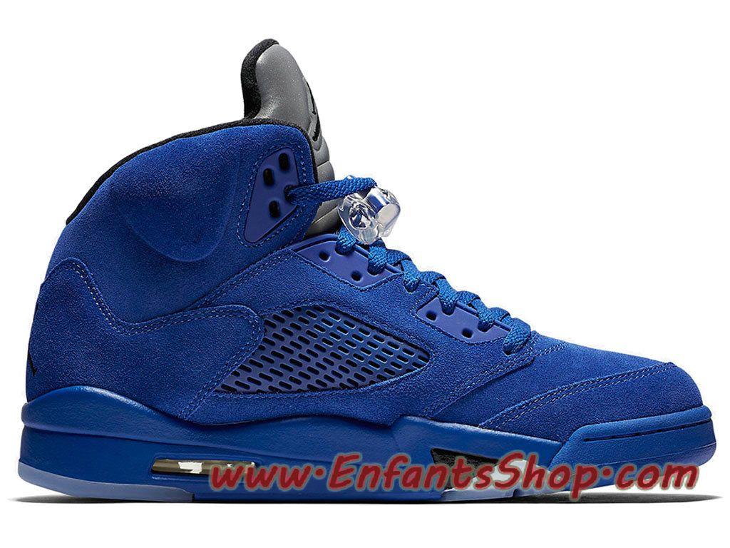 le dernier dcde7 0bb24 Air Jordan 5/V Retro 136027-401 Chaussures Jordan Officiel ...
