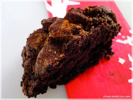 Bolo de Chocolate e Abobrinha