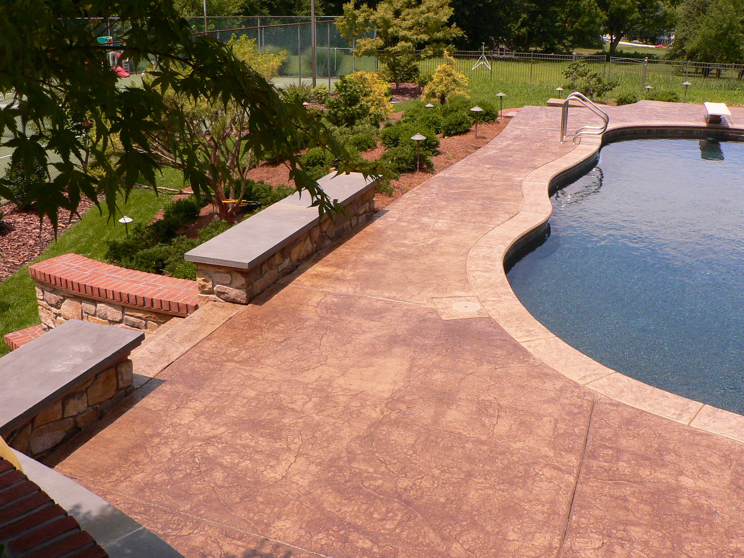 Looking For Pool Decks Stone Design Pavers Design Ideas?