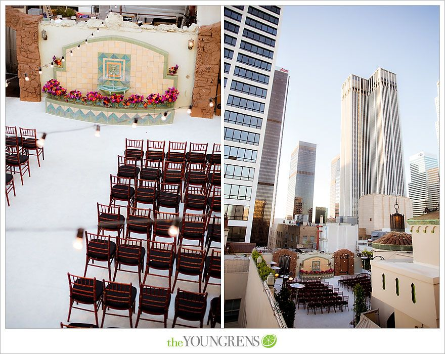 """""""It's like 3 locations in one: the indoor 'penthouse', the outdoor rooftop, and then there is even an upper lounge that is decorated wonderfully"""" - wedding wire review 