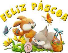Resultado De Imagem Para Pascoa Desenhos Coloridos Mensagens De