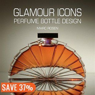 Glamour Icons Perfume Bottle Design By Marc Rosen Perfume Bottles Perfume Bottle Design Bottle Design