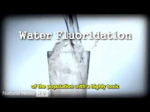 Porque existe flúor na água? DUBLADO - YouTube