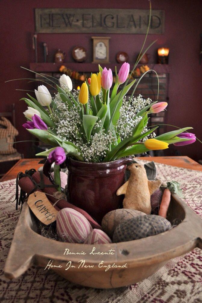 Spring Dining Table Decor Centerpieces