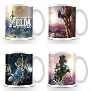 mug zelda breath of the wild