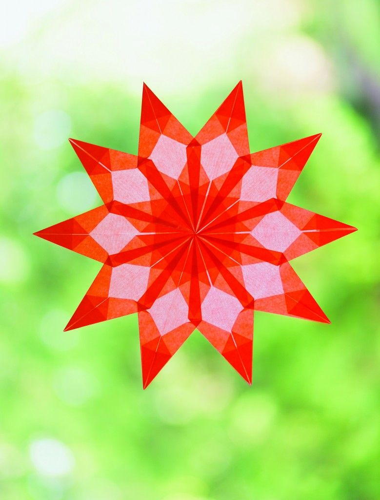 Window Star featured in Playing With Paper