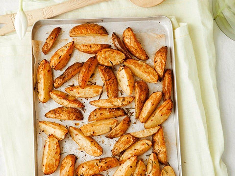 Rosmarinkartoffeln aus dem Ofen von Ul-Rike   Chefkoch