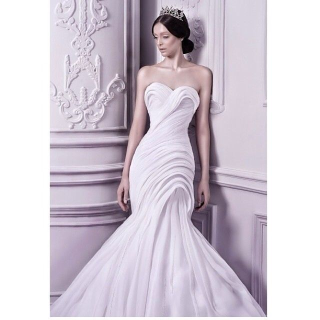 Sheath Wedding Dress : Well Good Morning! From the 2015 Michael ...