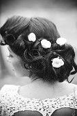 Wedding hair by Flamingo Amy Photography by Tatum Reid